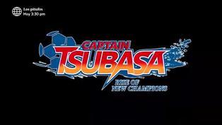 Videojuego de la semana: Captain Tsubasa: Rise of New Champions