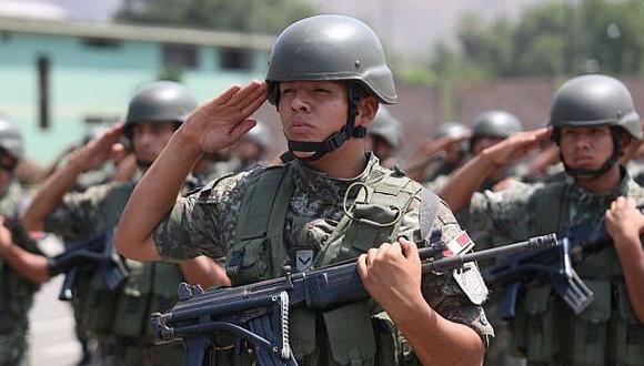 Ejército dictó inamovilidad absoluta tras hallazgos de granadas