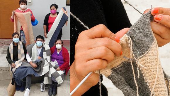 """El diseñador peruano ha presentado la primera colección de """"Tejedoras por la esperanza"""", proyecto de moda social que apoya a mujeres tejedoras de San Juan de Lurigancho. (Foto: archivo personal)"""