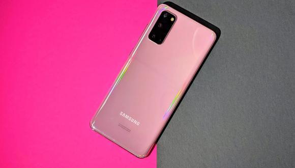 Conoce todos los detalles de los celulares Samsung que se actualizarán a Android 11. (Foto: Cnet)
