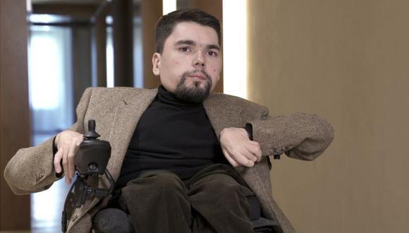 Alexander Gorbunov -más conocido como StalinGulag- creó su popular cuenta en 2013. Foto: BBC