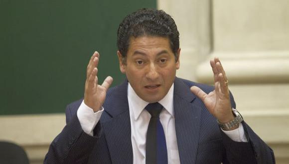 Heresi ya no postulará a la Alcaldía de Lima por partido de PPK