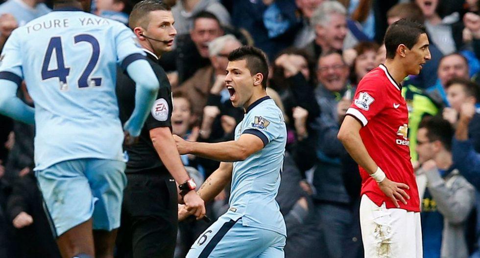Derby de Manchester: alegría 'citizen' y tristeza del United - 1