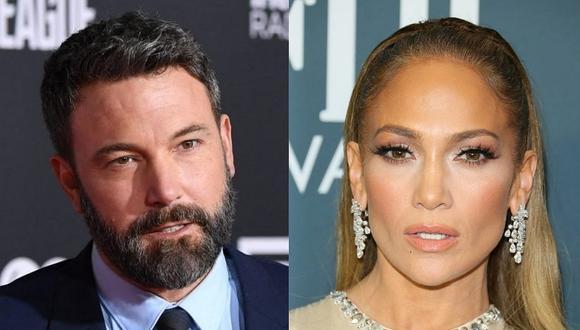 Ben Affleck y Jennifer Lopez visitaron una mansión de US$65 millones a la venta en Los Ángeles. (Foto: AFP / Composición)