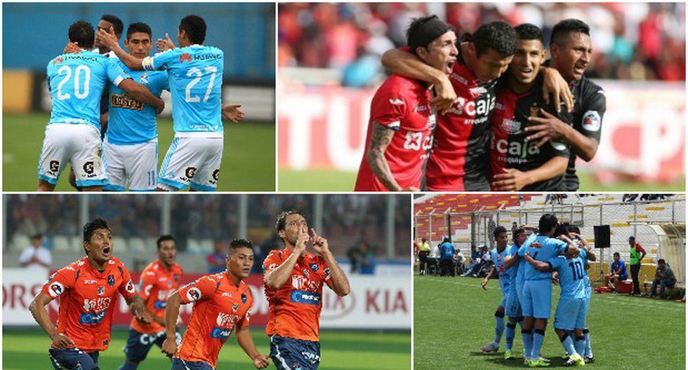 Encuesta: elige el once ideal del fútbol peruano del 2015