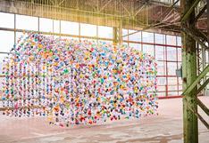 Bélgica: el arte del origami como una herramienta contra el coronavirus