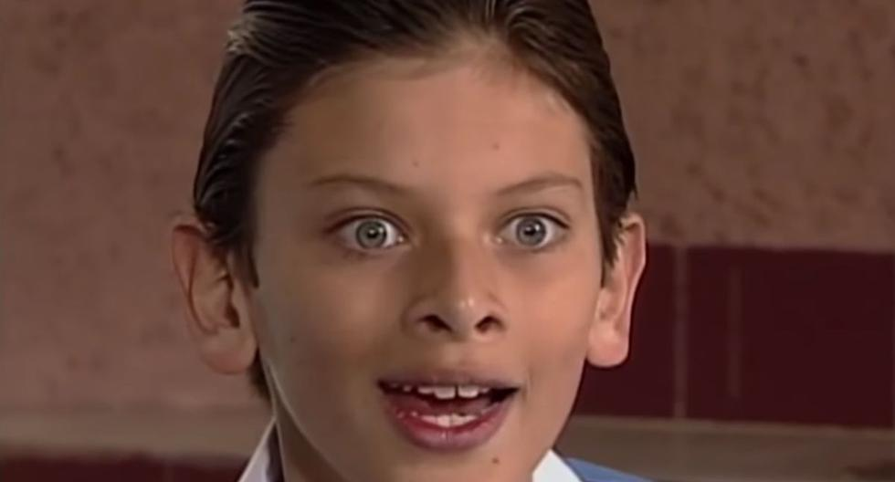 """De la generación de """"Cómplices al rescate"""", es imposible olvidar a Ramón, el niño ciego pero no por eso menos importante de la telenovela juvenil (Foto: Televisa)"""