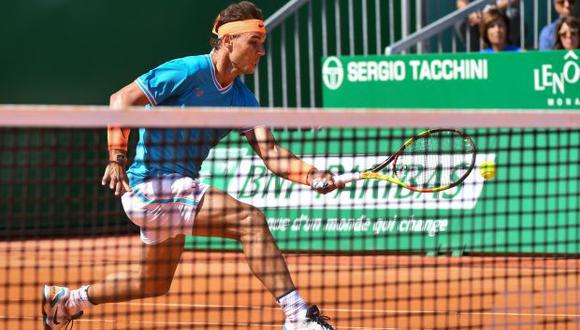 Nadal vs. Bautista se miden en la segunda ronda del Masters 1000 de Montecarlo. (Foto: AFP)