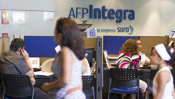 Todos los fondos de pensiones de AFP arrojan pérdidas a marzo