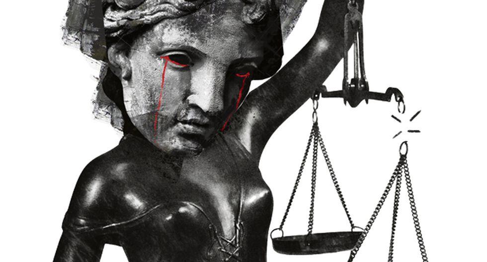 """""""Lamentablemente, Solsiret no es un caso ajeno. Ocurre con todas las desaparecidas que el Estado no registra, con mujeres trans o trabajadoras sexuales que son asesinadas"""". (Ilustración: Giovanni Tazza)"""