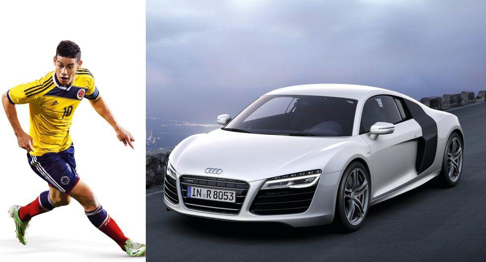 Estos son los autos que manejan los cracks del fútbol mundial - 11