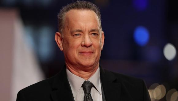 El actor Tom Hanks y el equipo de producción han evitado pronunciarse al respecto. (Foto: AFP)