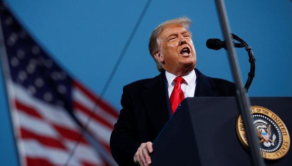 Donald Trump afirmó que anunciará a su candidato para la Corte Suprema de Estados Unidos a finales de esta semana. (Foto: Reuters / Tom Brenner)