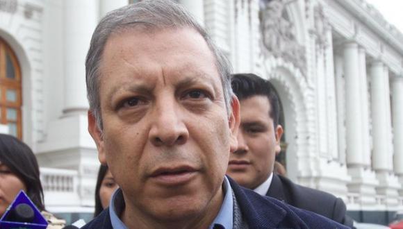"""""""La pieza clave para ellos [Fuerza Popular] sigue siendo Chávarry"""", manifestó Marco Arana. (Foto: Archivo El Comercio)"""