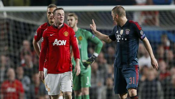 Manchester-Bayern: conoce a los 10 mejores del partido