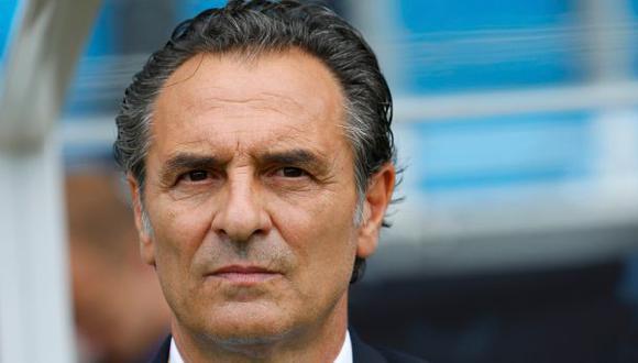 Técnico italiano renunció al cargo tras derrota ante Uruguay