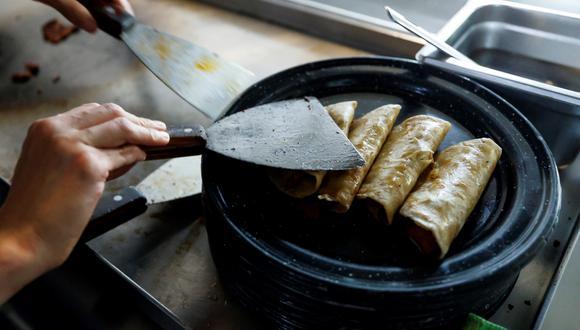 Los tacos son uno de los platillos típicos de la gastronomía mexicana más difundidos a nivel mundial. (Foto: EFE)