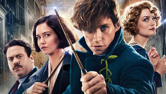 """""""Fantastic Beast 3"""" se estrenará a mediados del 2022 (Foto: Warner Bros.)"""