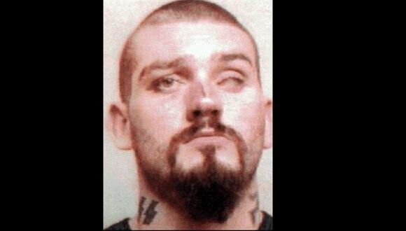El supremacista blanco Daniel Lewis Lee, de 47 años, fue condenado por el asesinato de tres miembros de una familia de Arkansas en 1996. Él fue ejecutado por inyección letal en la cámara de ejecuciones del Departamento de Justicia de Estados Unidos en Terre Haute, Indiana. (AFP).