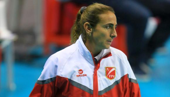 Natalia Málaga deja la selección y seguirá en juveniles