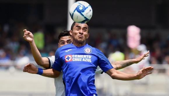 Cruz Azul recibe a Monterrey en un partido por la jornada 11 de la Liga MX   Foto: AFP