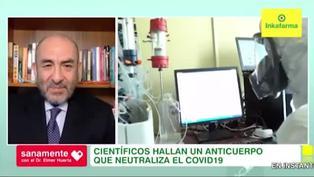 Sanamente: ¿Existen nano anticuerpos que neutralizan la COVID-19?