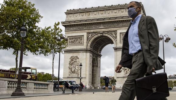 Coronavirus en Francia | Últimas noticias | Último minuto: reporte de infectados y muertos hoy, jueves 24 de septiembre del 2020 | Covid-19 | (EFE/IAN LANGSDON).