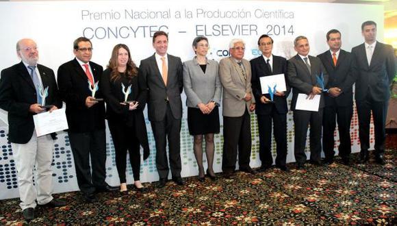 Premian a seis científicos peruanos por sus investigaciones