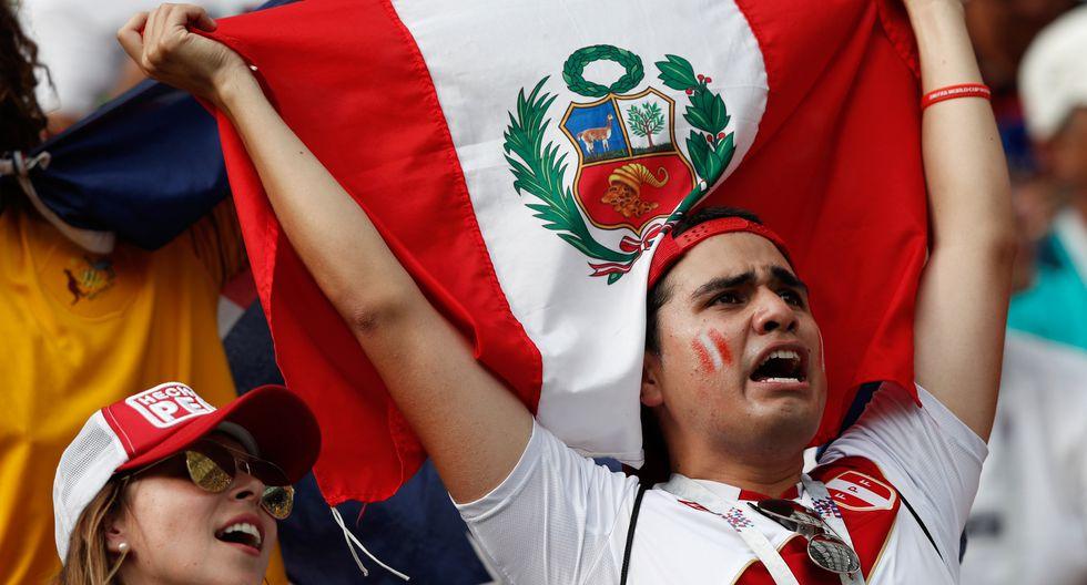 El verdadero origen de los colores de la bandera del Perú. (Foto: AFP)