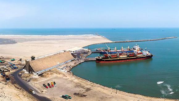 Los trabajos de dragado en el terminal portuario de Salaverry demandaron una inversión de US$10 millones. (Foto: GEC)