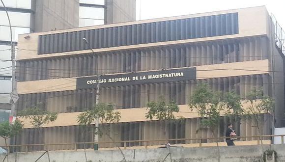 CNM toma examen para cubrir plaza de juez y fiscal supremos