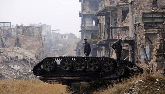 Deraa, el nuevo objetivo del régimen sirio tras la victoria en Guta. (Foto: Reuters)