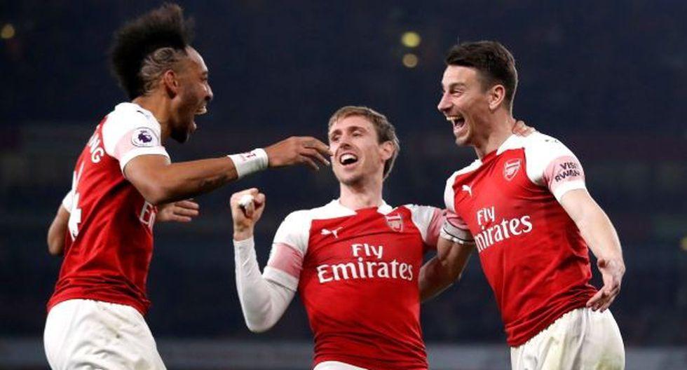 Arsenal vs. Newcastle EN VIVO hoy por la fecha 32 de la Premier League en el Emirates Stadium.
