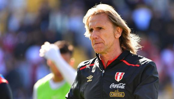 Gareca lideró a Perú hasta la final de la Copa América 2019, que el cuadro nacional afrontará este domingo en el mítico Maracaná ante Brasil. (Foto: AFP)