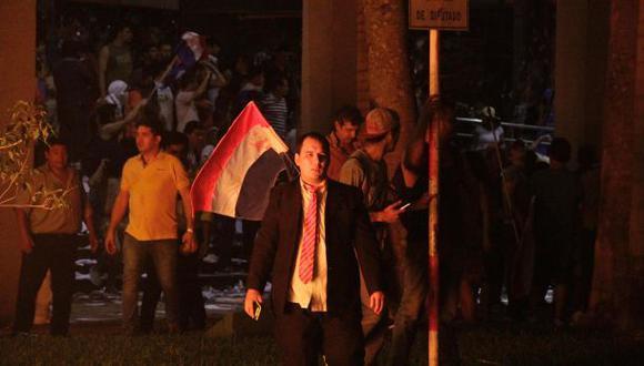 Paraguay: Protestas contra reelección de Cartes dejan 1 muerto