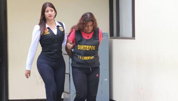 Trujillo: mujer intentó ingresar droga a penal en sus sandalias