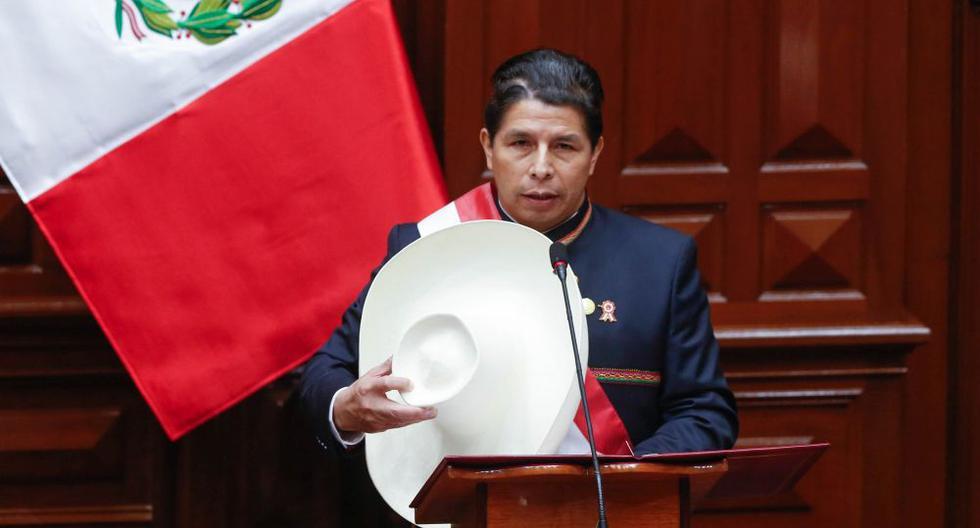 Pedro Castillo anunció una serie de medidas en busca de la reactivación de diversos sectores. (Foto: Presidencia de la República)