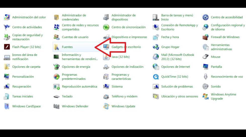 Ahora puedes usar la letra de Miguel Grau en tu computadora - 5