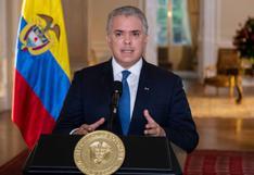 """Colombia rechaza comentarios """"externos"""" sin """"objetividad"""" frente a crisis social"""
