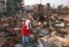 El poderoso terremoto que destruyó la ciudad japonesa de Kobe hace 25 años | FOTOS