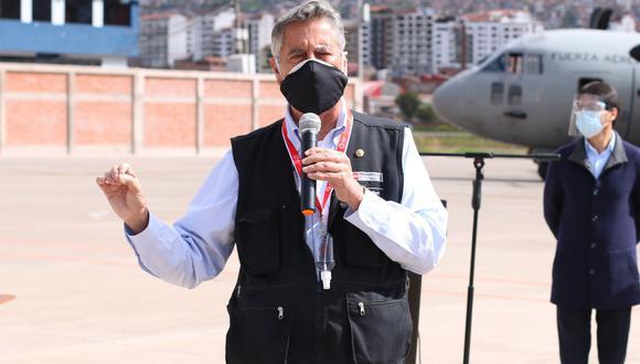 """El mandatario señaló que el tema debe analizarse con """"detenimiento, sin prisa"""" y """"sin apuros"""", a fin de tener un mejor Parlamento. (Foto: Juan Sequeiros)"""
