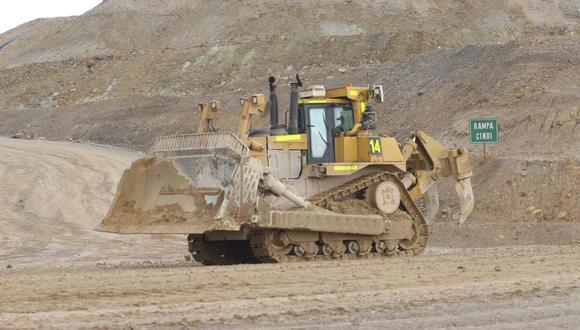 """Confiep sostuvo que el nuevo gobierno debe tratar """"con mucho cuidado"""" el sector minero, debido a que representa aproximadamente el 60% de las exportaciones. (Foto: GEC)"""