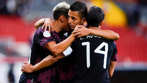 México se llevó la victoria ante Estados Unidos en el Preolímpico Sub 23