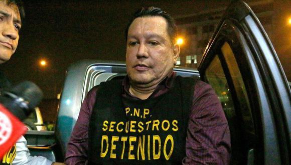 La audiencia contra el recluido ex gobernador regional se llevará a cabo desde las 2:30 p.m. (Foto: GEC)