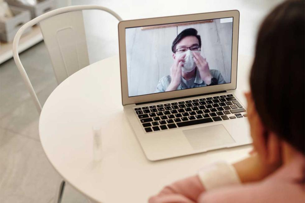 Los más divertidos errores ocurridos en clases por videoconferencia | Foto: Edwar Jenner/Pexels