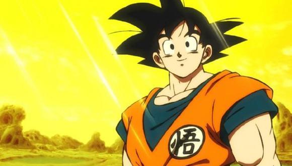 Gokú es el superheroe del anime Dragon Ball.  (Foto: Toei Animation)