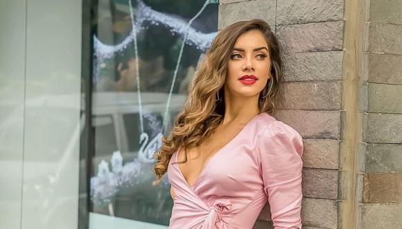 """Korina Rivadeneira espera que bono de 380 soles por pandemia """"sea también para venezolanos"""" . (Foto: Instagram)"""