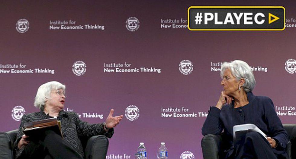 El FMI y la FED avalan el actual modelo del control financiero