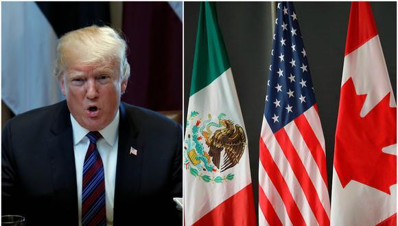 Las conversaciones entre Estados Unidos, Canadá y México para renegociar el TLCAN que comenzaron en agosto no lograron cumplir con un plazo inicial establecido para fines de 2017, y han avanzado lentamente en 2018.