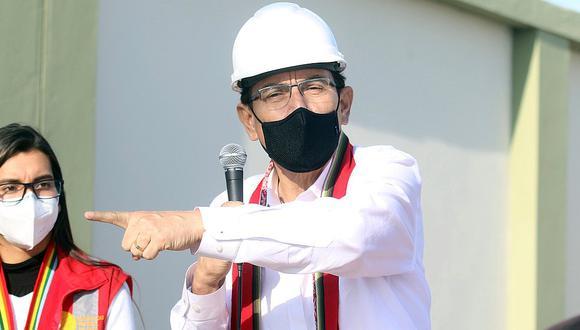 Martín Vizcarra responderá por escrito al Congreso (VIDEO)